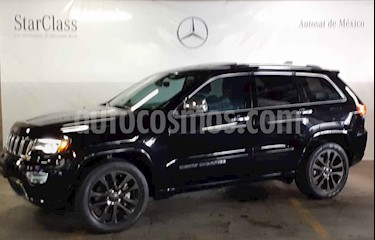 Foto venta Auto usado Jeep Grand Cherokee Limited Lujo 5.7L 4x4 (2017) color Naranja precio $649,000