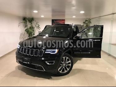 Foto venta Auto usado Jeep Grand Cherokee Limited Lujo 5.7L 4x4 (2018) color Negro precio $785,000