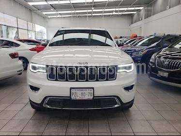 Foto venta Auto Seminuevo Jeep Grand Cherokee Limited Lujo 5.7L 4x4 (2017) color Blanco precio $690,000