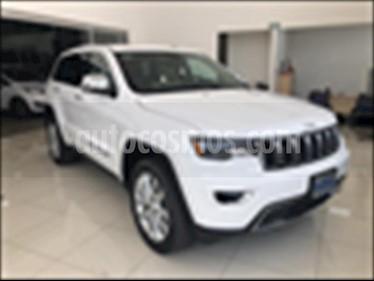 Jeep Grand Cherokee Limited Lujo 5.7L 4x4 usado (2017) color Blanco precio $605,000