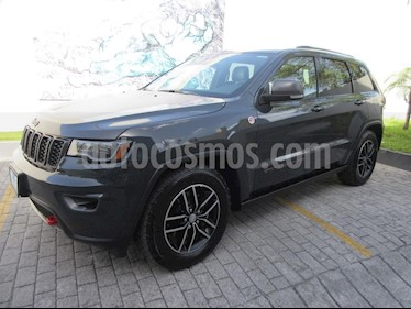 Foto Jeep Grand Cherokee Limited Lujo Advance 5.7L 4x4 usado (2018) color Negro precio $769,000