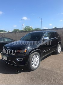 Foto Jeep Grand Cherokee Limited Lujo Advance 5.7L 4x4 usado (2017) color Negro precio $630,000