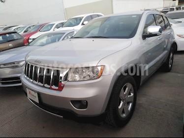 Foto venta Auto Seminuevo Jeep Grand Cherokee Limited Navegacion 4x2 3.6L V6 (2013) color Plata precio $285,000