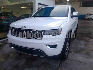 Jeep Grand Cherokee Limited Navegacion 4x2 3.6L V6 usado (2019) color Blanco precio $699,900