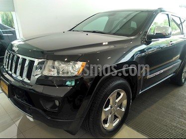 Foto venta Auto Seminuevo Jeep Grand Cherokee Limited Navegacion 4x2 3.6L V6 (2013) color Negro precio $269,000