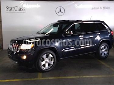 Foto venta Auto usado Jeep Grand Cherokee Limited Navegacion 4x2 3.6L V6 (2012) color Azul precio $299,000