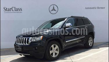 Foto Jeep Grand Cherokee Limited Premium 4x2 5.7L V8 Navegacion usado (2013) color Negro precio $309,900