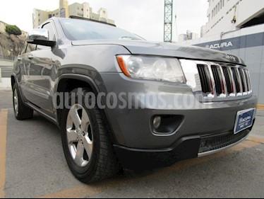 Foto venta Auto Seminuevo Jeep Grand Cherokee Limited Premium 4x2 5.7L V8 (2013) color Acero precio $285,000