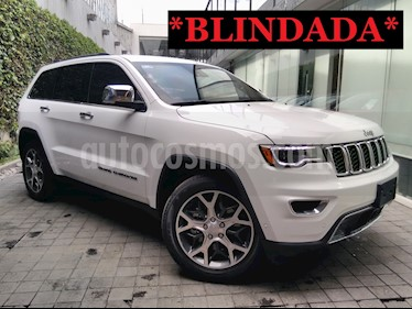 Foto venta Auto usado Jeep Grand Cherokee Limited Premium 4x4 5.7L V8 Blindada (2019) color Blanco precio $1,720,000