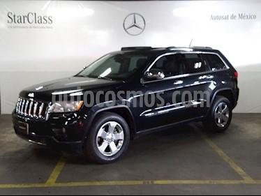 Foto venta Auto Seminuevo Jeep Grand Cherokee Limited Premium 4x4 5.7L V8 Navegacion  (2012) color Negro precio $299,000