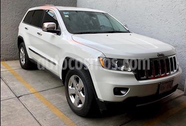 Jeep Grand Cherokee Limited Premium 4x4 5.7L V8 Navegacion usado (2012) color Blanco precio $285,000