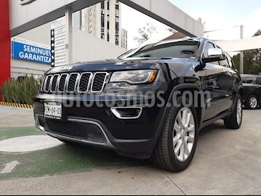 Foto venta Auto usado Jeep Grand Cherokee Limited Premium 4x4 5.7L V8 (2017) color Negro precio $565,000