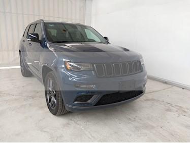 Foto venta Auto usado Jeep Grand Cherokee Limited X 3.6L 4x2 (2019) color Azul precio $849,000