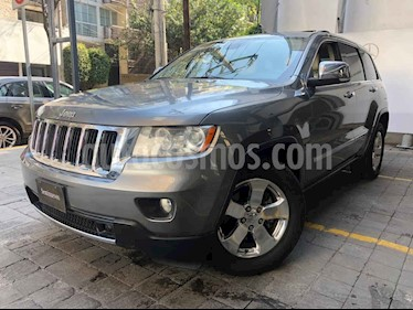 Jeep Grand Cherokee Limited Premium 4X4 5.7L V8 usado (2012) color Beige precio $255,000