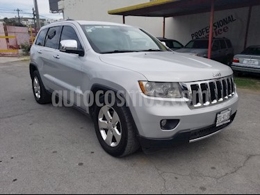 Jeep Grand Cherokee Limited Premium 4x2 5.7L V8 usado (2011) color Plata precio $229,000