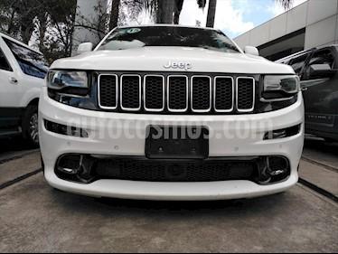 Jeep Grand Cherokee SRT8 4X4 V8/6.4 AUT usado (2015) color Blanco precio $550,000