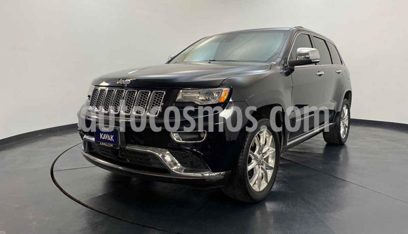 Jeep Grand Cherokee Limited 4x2 3.6L V6 usado (2014) color Negro precio $417,999