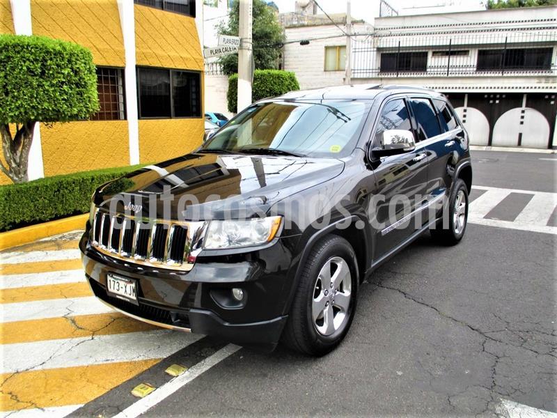 Jeep Grand Cherokee Limited 4x2 4.7L V8 usado (2011) color Negro precio $229,900