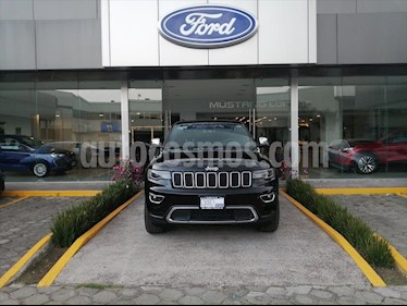 foto Jeep Grand Cherokee Limited Lujo 5.7L 4x4 usado (2019) color Negro precio $629,000