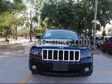 Jeep Grand Cherokee Limited Premium 4x2 5.7L V8 usado (2010) color Negro precio $135,000