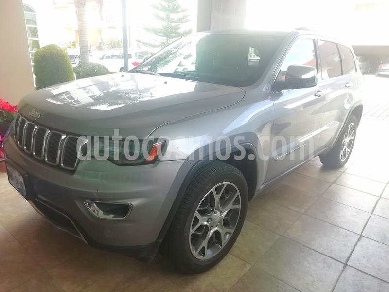 Jeep Grand Cherokee Limited 4x2 3.6L V6 usado (2019) color Plata precio $680,000