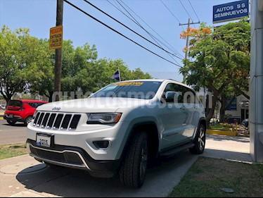Jeep Grand Cherokee LIMITED LUJO V8 5.7L usado (2015) color Blanco precio $389,000
