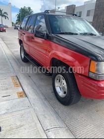 Jeep Grand Cherokee Laredo 4x2 3.6L V6 usado (1998) color Rojo precio $60,000
