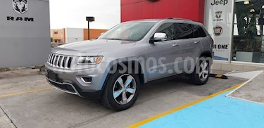 Jeep Grand Cherokee Limited 4x2 3.6L V6 usado (2015) color Plata precio $365,000