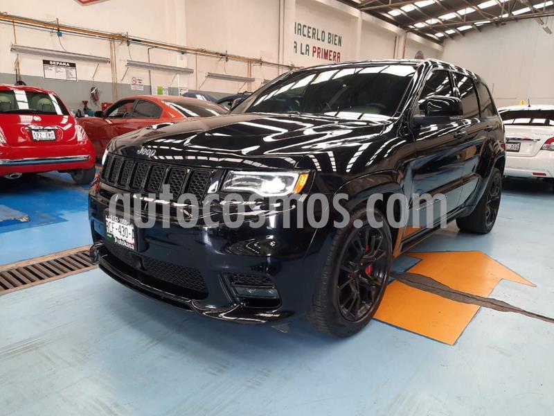 Jeep Grand Cherokee SRT-8 usado (2017) color Negro precio $850,000