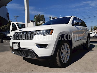 Jeep Grand Cherokee Limited 3.6L 4x2 usado (2017) color Blanco precio $528,000