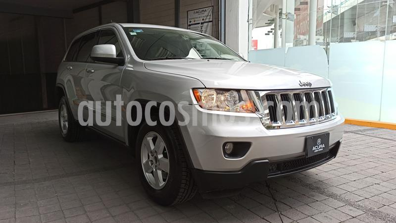Jeep Grand Cherokee Laredo 4x2 3.6L V6 Lujo usado (2011) color Plata Dorado precio $199,000