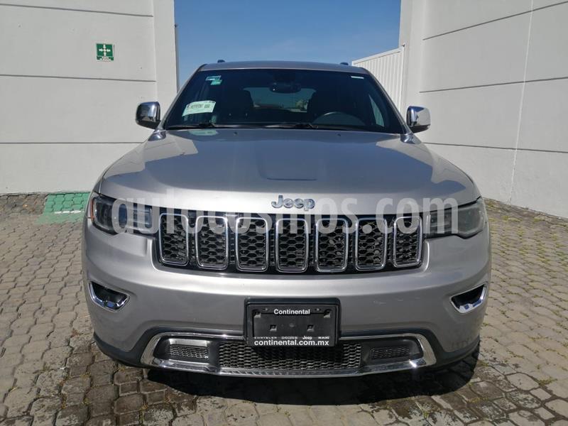 Jeep Grand Cherokee Limited 4x2 3.6L V6 usado (2017) color Plata Dorado precio $460,000