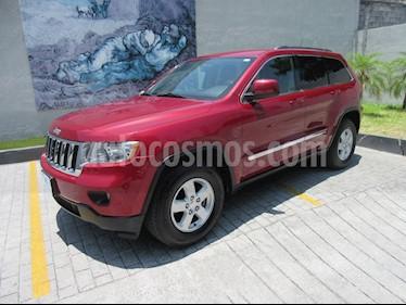 Jeep Grand Cherokee Laredo 4x2 3.6L V6 Lujo usado (2012) color Rojo precio $229,000