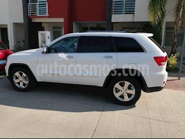 Jeep Grand Cherokee Limited Navegacion 4x2 3.6L V6  usado (2013) color Blanco precio $249,000