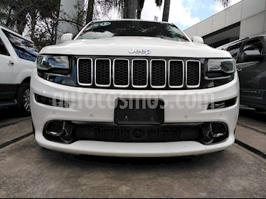 Jeep Grand Cherokee SRT-8   usado (2015) color Blanco precio $550,000