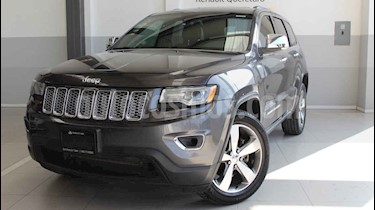 Jeep Grand Cherokee Blindada 5.7L 4x4  usado (2016) color Blanco precio $365,000