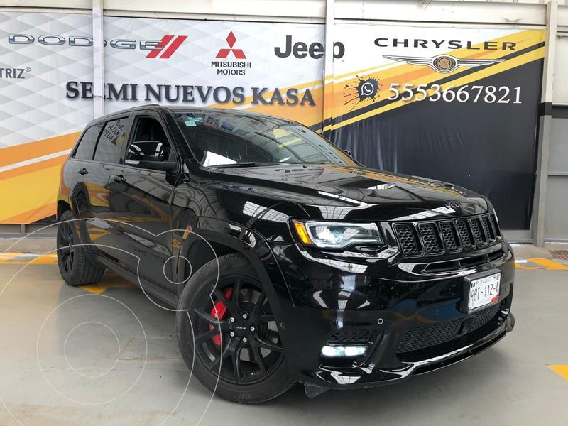 Foto Jeep Grand Cherokee SRT-8   usado (2018) color Negro precio $970,000