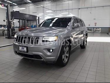 Jeep Grand Cherokee Limited 4x2 3.6L V6 usado (2014) color Plata precio $309,000