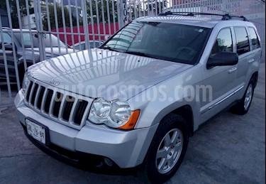Jeep Grand Cherokee Laredo 4X2 3.7L V6 usado (2010) color Plata precio $138,000