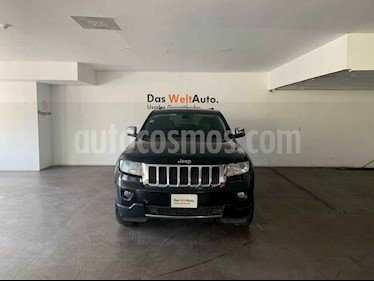 Jeep Grand Cherokee 5p Limited 4x2 V6 aut usado (2012) color Negro precio $230,500