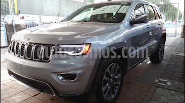 Jeep Grand Cherokee Limited Navegacion 4x2 3.6L V6 usado (2018) color Plata precio $524,900