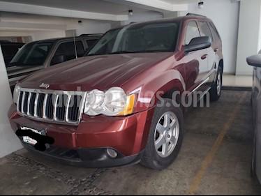 Foto Jeep Grand Cherokee Laredo 4x2 3.7L V6 usado (2008) color Rojo precio $90,000