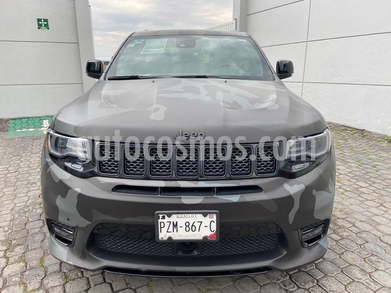 Jeep Grand Cherokee SRT-8 usado (2018) color Negro precio $860,000