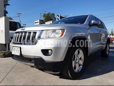 Jeep Grand Cherokee Limited Premium 4x2 5.7L V8 Navegacion usado (2012) color Plata precio $235,000