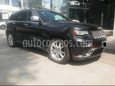 Foto Jeep Grand Cherokee Summit 5.7L 4x4 usado (2014) color Negro precio $430,000