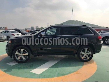 Jeep Grand Cherokee Limited Navegacion 4x2 3.6L V6 usado (2015) color Negro precio $430,000