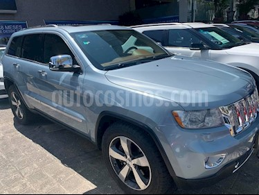 Jeep Grand Cherokee 4x4 Overland 5.7L V8 Tech Group  usado (2013) color Azul precio $319,000