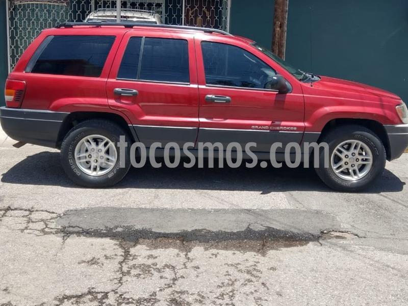 Jeep Grand Cherokee Laredo 4x2 3.6L V6 Lujo usado (2004) color Rojo Infierno precio $80,000