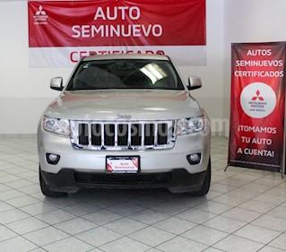 Jeep Grand Cherokee Laredo 4x2 3.6L V6 Lujo  usado (2013) color Plata precio $239,000