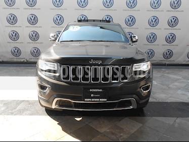 Jeep Grand Cherokee Limited Premium 4x4 5.7L V8 usado (2015) color Grafito precio $389,000